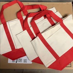 Handbags - Gift bags canvas tote bachelorette wedding party
